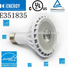 20w par38 led spotlight e27 spot light high lumen E27 led par 38 spot light energy star CUL TUV CE